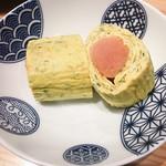 博多魚助 - 博多明太入り出し巻玉子 600円