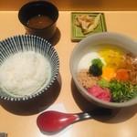 ゼックスウエスト 炙り焼き&寿司 アン - お料理
