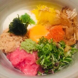 ゼックスウエスト 炙り焼き&寿司 アン - バクダン1