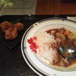 カフェオアシス - カレー&鶏唐揚