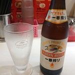 蒙古タンメン中本 - 食前酒。