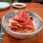 炭火焼肉 金龍 - キムチ