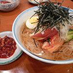 炭火焼肉 金龍 - 冷麺
