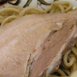 次念序 - 料理写真:つけ麺のチャーシュー
