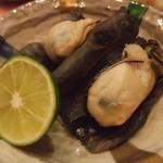 11400210 - 牡蠣の昆布焼き