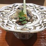 鮨旬美西川 - 焼き魚 鰯