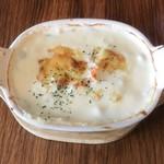 とわいらいと - 料理写真:海老グラタン