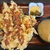 天ぷら桂 - 料理写真:天丼 味噌汁つき 950円