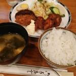 ONDEN - コロカラ定食〜