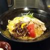 四川ラーメン - 料理写真:冷麺 850円(税別)。