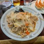 114018749 - 肉野菜炒め