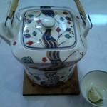 11402104 - 松茸の土瓶蒸し☆