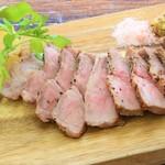原価酒BAR NICO - イベリコ豚のステーキ
