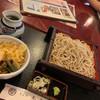 春日そば - 料理写真:きのこおろしそば970円