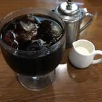 コーヒーショップ マル屋 - レーコー