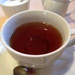 トラットリア・ラ・テスタドゥーラ - 紅茶
