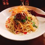 蝉時雨 - 料理写真:冷やし坦々麺