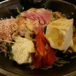 チドリアシ - 京都 和のサラダ