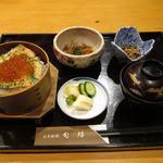 日本料理 旬坊 - 石狩わっぱ膳
