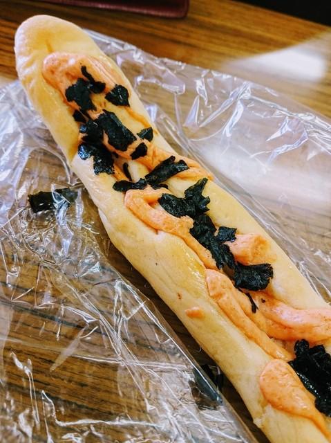ペルメル - 明太子パン