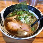 麺場 浜虎 - 麺場 浜虎(醤そば 730円)