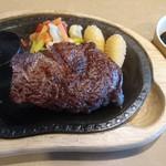 びっくりドンキー  - リブロースステーキ(260g)