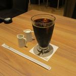 フライング・スコッツマン - アイスコーヒー