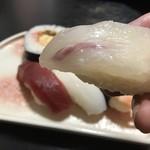 鮨処寺田 - にぎりの鯛