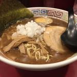 長浜らーめん - 醤油(600円)