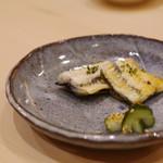 鮨わたなべ - 島根県・神西湖の天然鰻