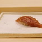 鮨わたなべ - 鰹のハランボ