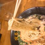 博多JIRO - 麺 カタ