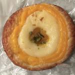ペック - マンゴーのチーズタルト