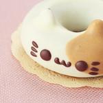 イクミママのどうぶつドーナツ - 料理写真:イクミママオリジナル開発の「こねこのミケ」