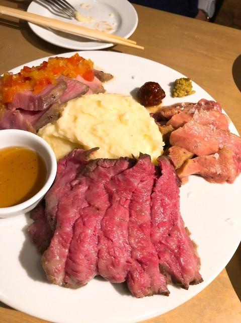 原価ビストロBAN! 二子玉川の料理の写真