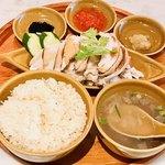 Hainanchifan - 海南鶏飯