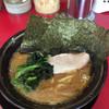 家系ラーメン 王道家 - 料理写真:ラーメン、デフォのまま(680円)