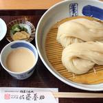 佐藤養助 - 二味せいろ(醤油・胡麻味噌)