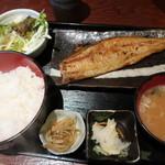 炙縁 - トロほっけ定食