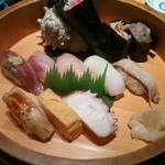 11408092 - 荒磯地魚寿司