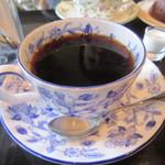 田中珈琲店 - こちらのカップもブレンドです