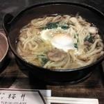 桜井 - 鴨鍋¥1,200