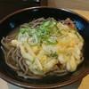 気比そばあまの - 料理写真:天ぷらそば 410円