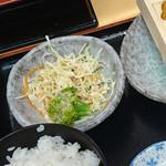 もみじや - 『刺身B定食』 1,200円