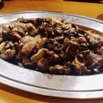 まんとく - 料理写真:『もも焼き』様(1350円)