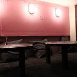 ALTBAU with MARY BURGER  - 内観写真:人気のロフト席メアリーちゃんのお部屋