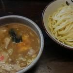 大勝軒 しのや - もりそば(麺半分700円)
