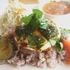 カフェテラス ハナノキ - 料理写真:ロコモコ850円