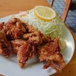 ひかり食堂 - 料理写真:唐揚げ単品