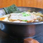 和風らーめん 凪 - 凪らーめん醤油(大盛)